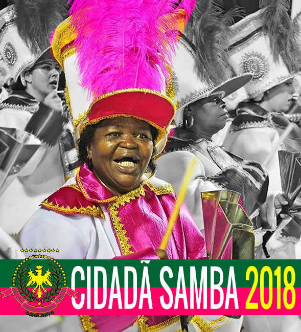 Verinha: Cidadã Samba 2018